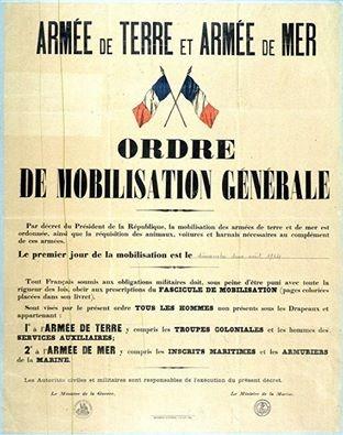 la Francia mobilita